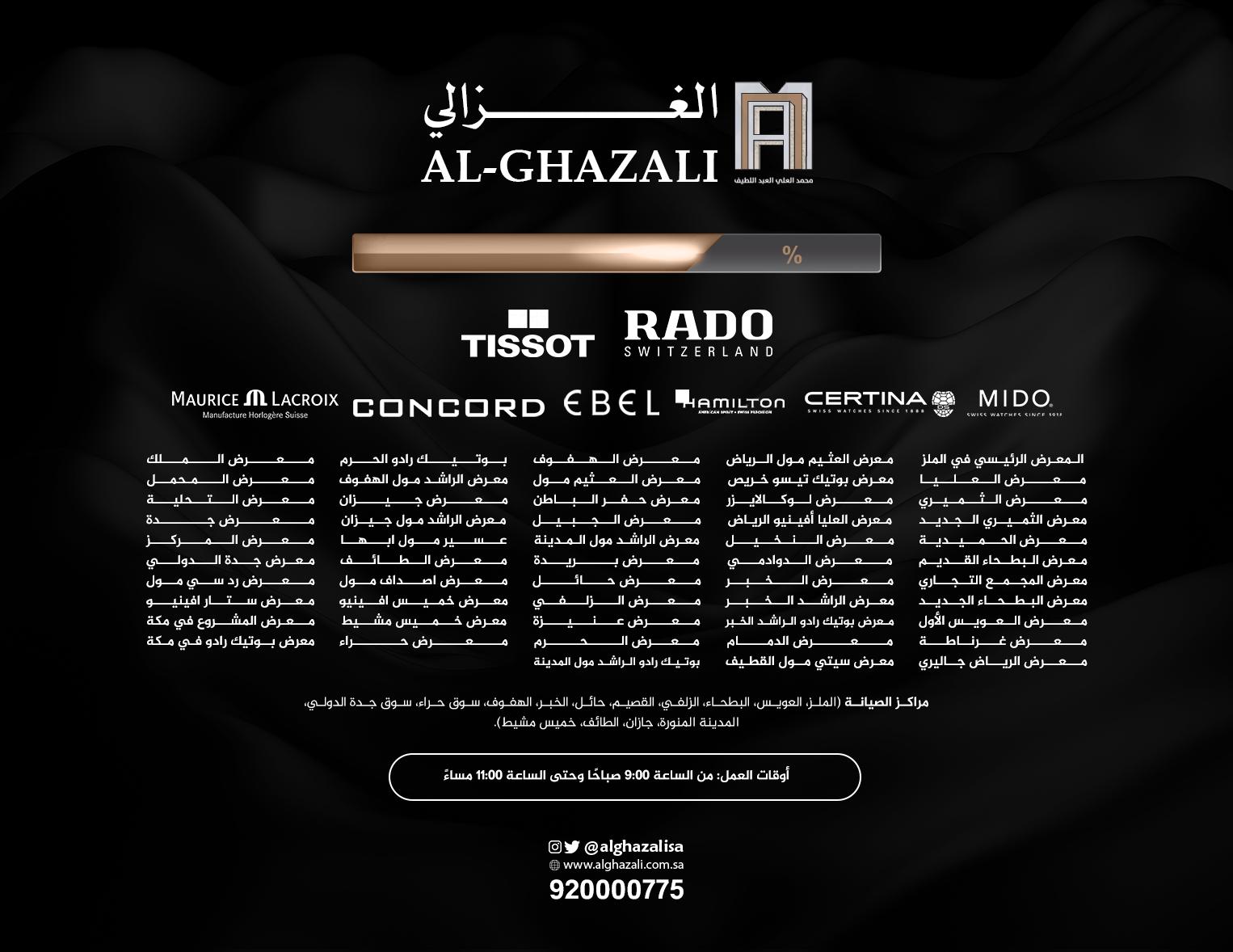 Alghazali Group